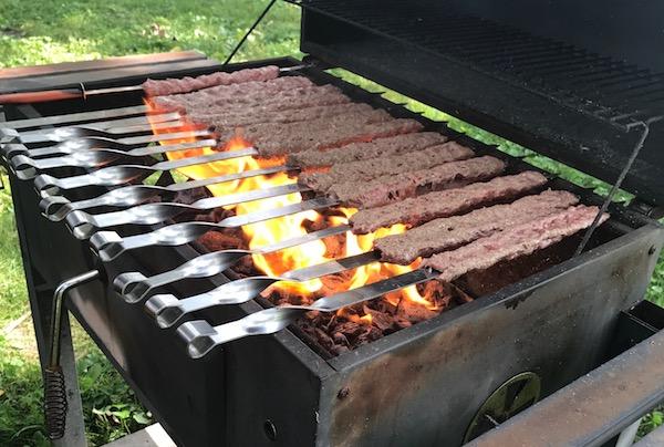 طرز تهیه کباب کوبیده - Kabab Koobideh Recipe