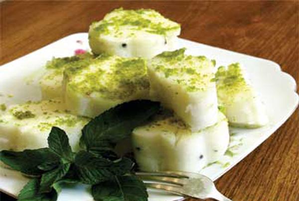 طرز تهیه یخ در بهشت - Yakh dar Behesht Recipe