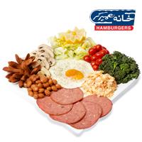 سفارش آنلاین صبحانه در تهران خانه برگر سعادت آباد - سفارش اینترنتی صبحانه