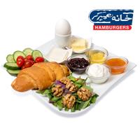 خانه برگر صبحانه ایرانی