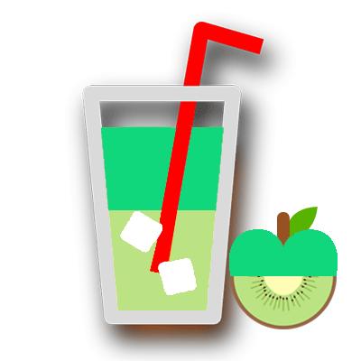 میکس سیب ترش کیوی