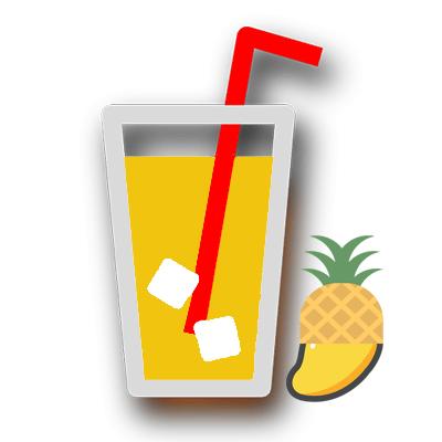 میکس انبه آناناس