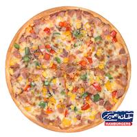 خانه برگر پیتزا مخلوط