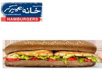 ساندویچ ها خانه برگر